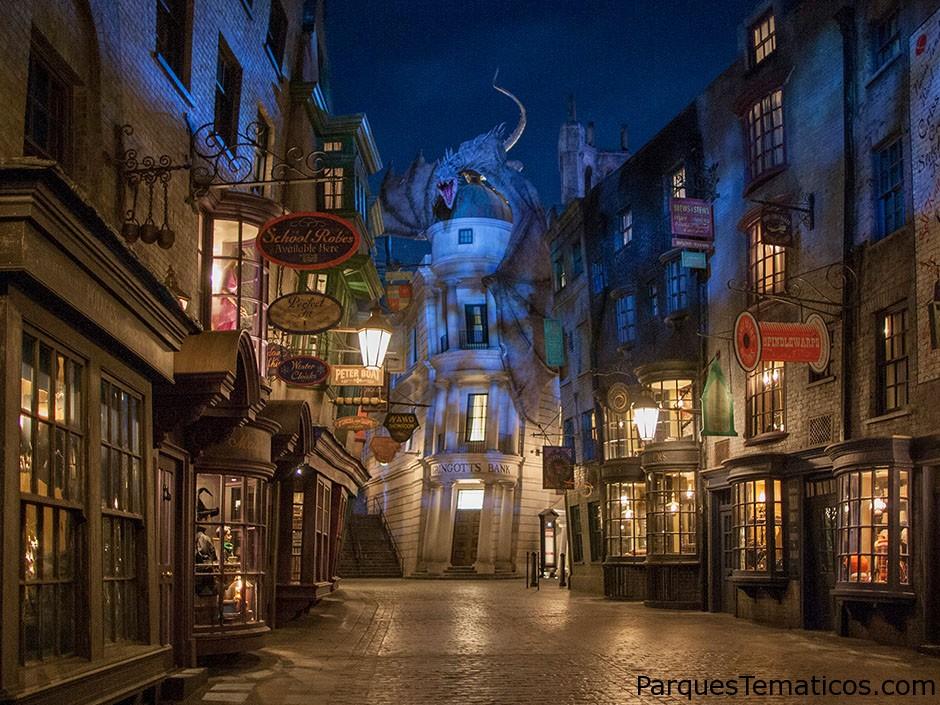 Guía con detalles para los fanáticos de Gringotts Bank en The Wizarding World of Harry Potter