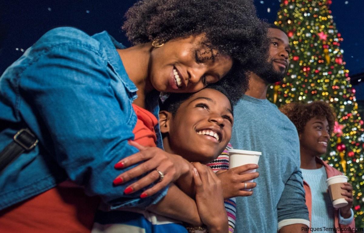 Las vacaciones en Universal Orlando Resort comienzan el 13 de noviembre y finalizan el 2 de enero de 2022