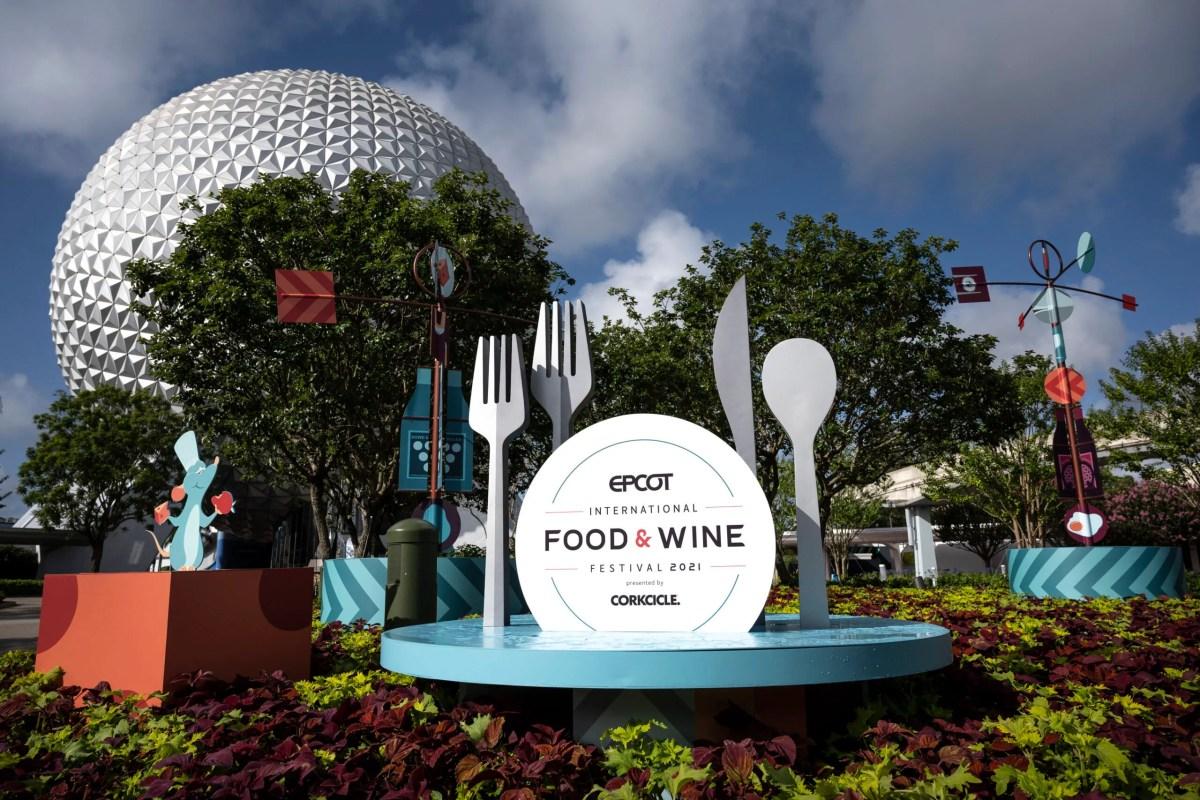 El EPCOT International Food & Wine Festival 2021 días de sabrosa diversión en Walt Disney World