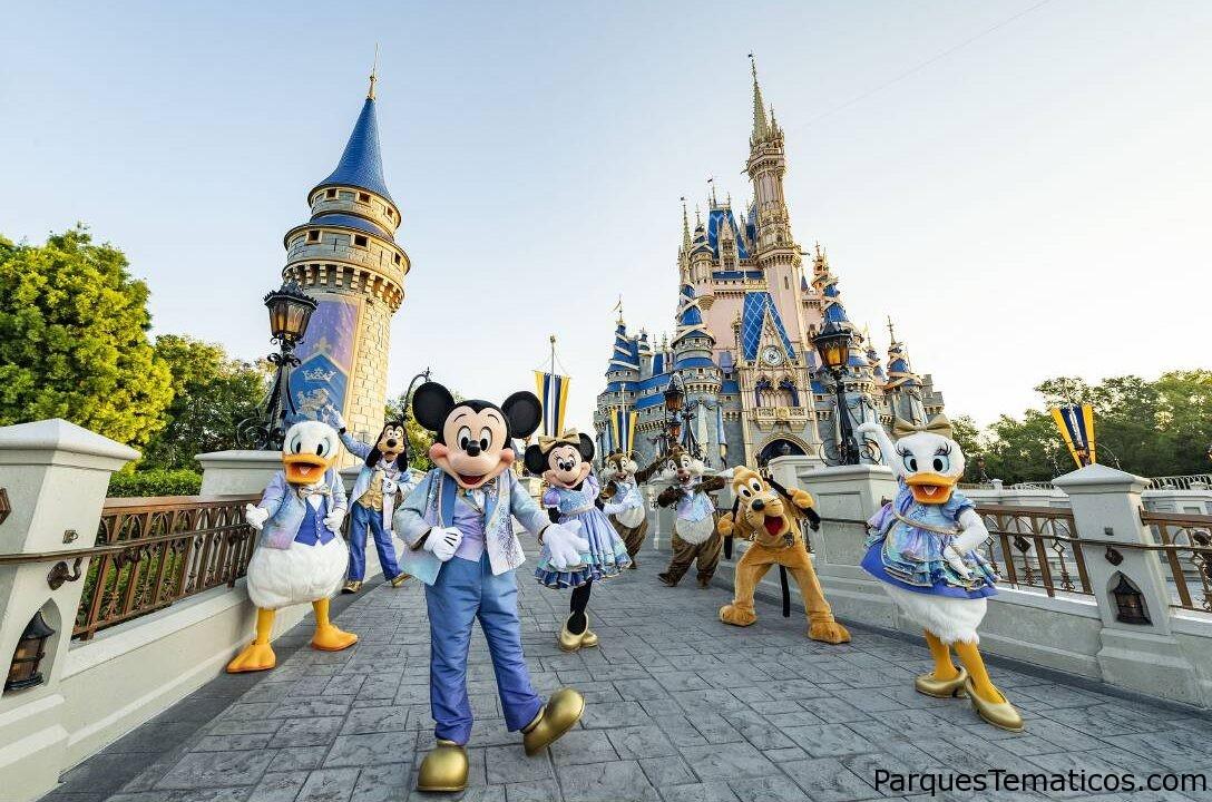 El 1 de octubre comienza la a celebración más mágica del mundo en Walt Disney World