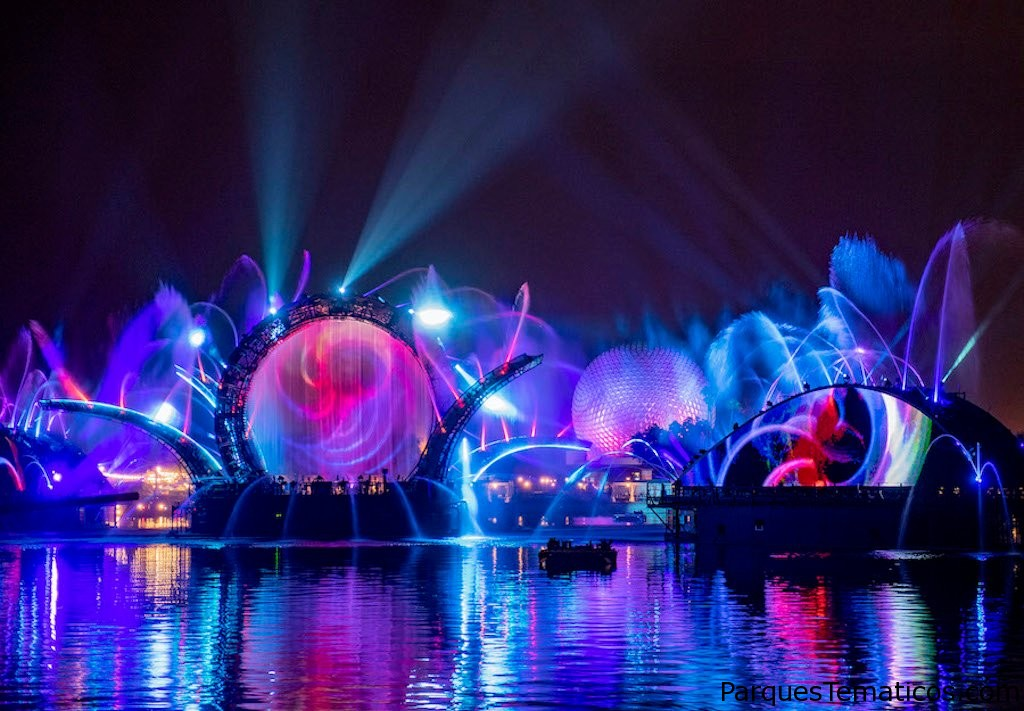 Harmonious reúne voces de todo el mundo en EPCOT para celebrar la magia de la música de Disney