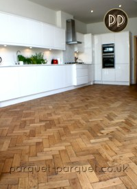 Oak Kitchen flooring ideas