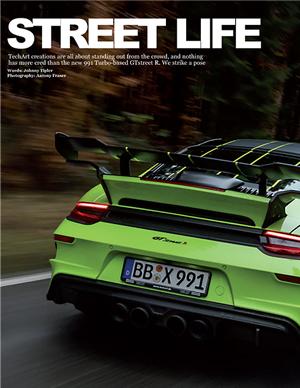 911 & Porsche World – Techart