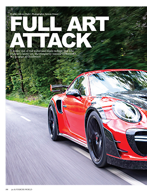 Techart 911 GTStreetRS