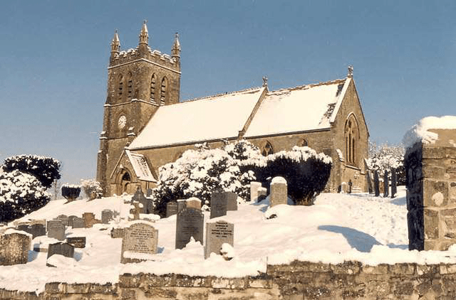 Christ Church Parracombe Pieces Dec 14