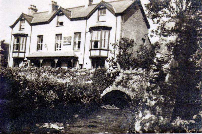 Fox and Goose Pub, Parracombe, Exmoor - Kind permission Jerry Davis