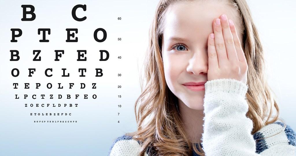 kids eye exam- parrelli optical west roxbury