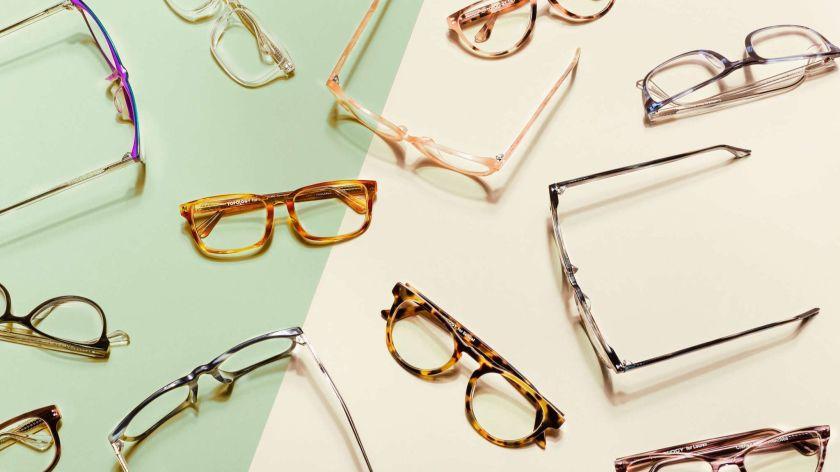 prescription glasses, blue block filter glasses - parrelli optical west roxbury