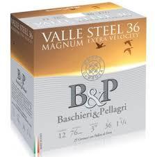 B & P steel