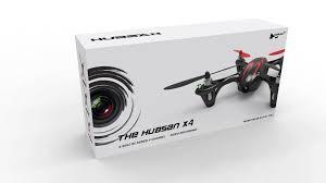 The Hubsan X4 box 1