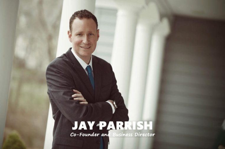 jay parrish, jay, parrish, co-founder, business, director, owner, founder