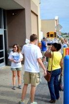 volunteering community service
