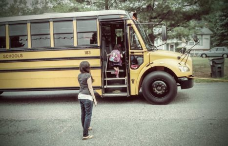 To the Parent Who is Crying at Kindergarten Drop-Off