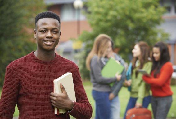 college, student, successful