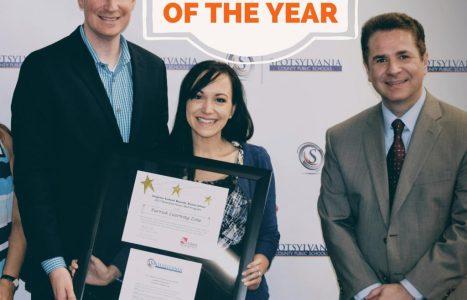 Spotsylvania County Public Schools Business Partner of the Year