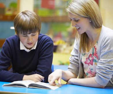 5 Ways Teachers Can Encourage Reluctant Readers