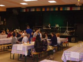 Festa dell'8° Anniversario dell'oratorio. foto A
