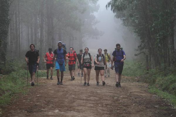 Camino santiago jóvenes buensu