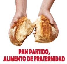"""""""PAN PARTIDO, ALIMENTO DE FRATERNIDAD"""". DÍA DE CARIDAD 2021"""