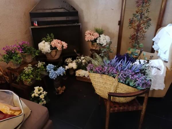 Repara mi iglesia flores