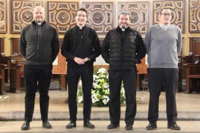 Sacerdotes Buen Suceso