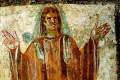 Conferencia «La espiritualidad de los primeros cristianos: mártires, vírgenes y ascetas»