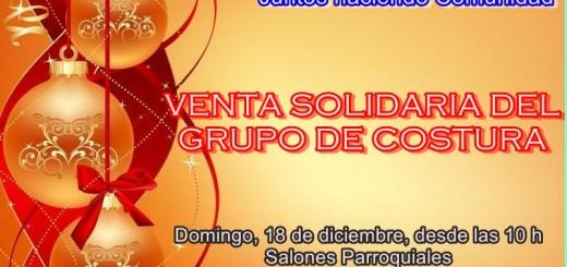 Venta Solidaria Navidad