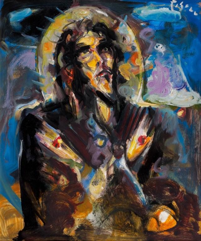 Jesús, por Eduardo López Pisano