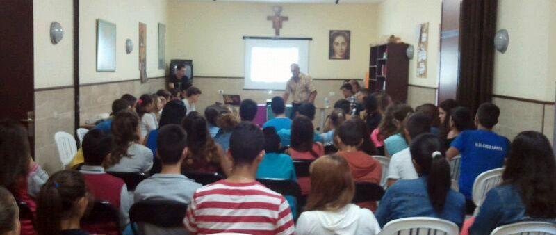 Encuentro Misionero con jóvenes