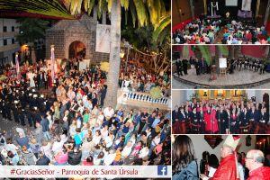 Resumen año 2014 en Santa Úrsula