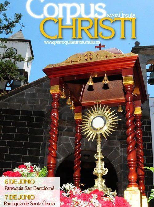 Corpus Christi Santa Úrsula