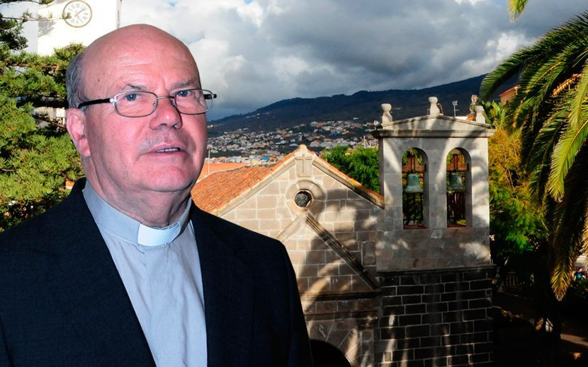 Palabras de don Sebastián con motivo de las Fiestas patronales en Honor a Santa Úrsula 2015