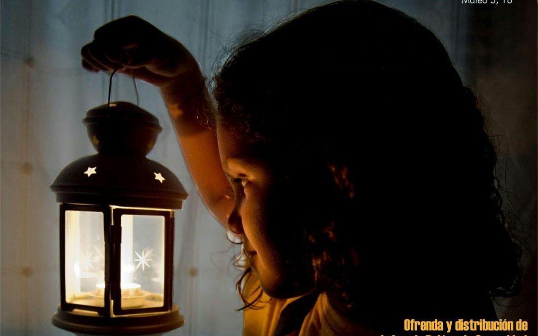 Luz de Belén en Santa Úrsula