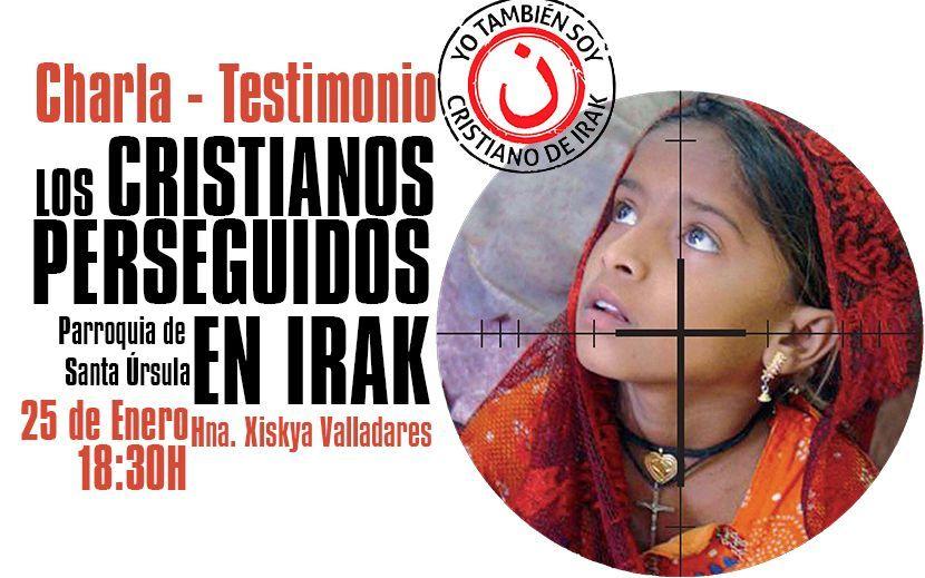 Los Cristianos Perseguidos – Xiskya Valladares