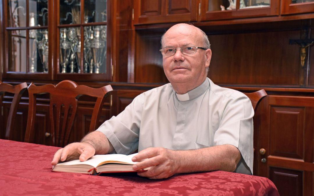 Sebastián García Martín: «Las fiestas de los Santos son siempre para nosotros un motivo de gozo y estímulo»