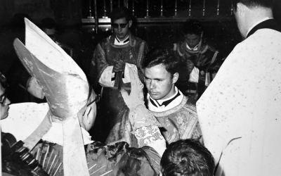 Sebastián García Martín: 50 años de vida sacerdotal