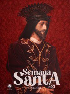Cartel de Semana Santa en Santa Úrsula 2021