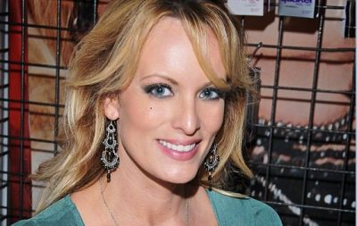 I was threatened to keep quiet about affair with Trump, says porn star