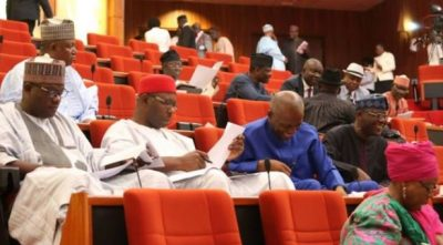 Each senator collects N1.6m monthly salary – aside N13.5m running cost - RMAFC