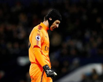 It was tough leaving Chelsea for Arsenal -  Petr Cech
