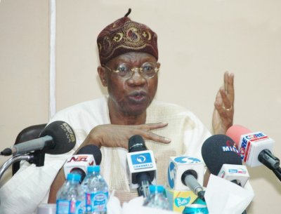 Next list of looters will shock Nigerians - Lai Mohammed