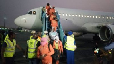 Another 166 Nigerians Repatriated From Libya