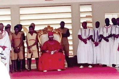 REVEALED: Why pimps, madams are jittery over Oba of Benin's curses