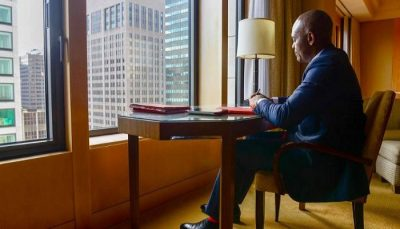 Tony Elumelu is set to earn over ₦1 billion from dividends this year