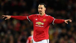 Zlatan Leaves Manchester United