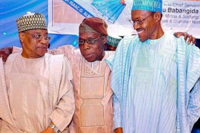 2019: Muslim Group Warns Obasanjo, IBB, Danjuma To Thread With Caution
