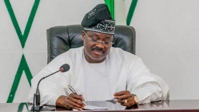 Bildergebnis für Oyo State Govt. Introduces Strict Levies On Churches, Mosques & Business Organisations