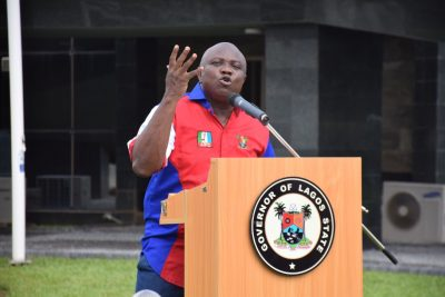 Weah, Drogba, Eto'o, others for Ambode testimonial match