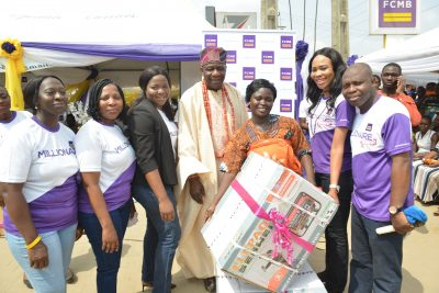 FCMB Rewards 2,576 Customers with Millions, Gifts in Millionaire Promo Season 5 5