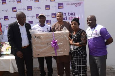 FCMB Rewards 2,576 Customers with Millions, Gifts in Millionaire Promo Season 5 15
